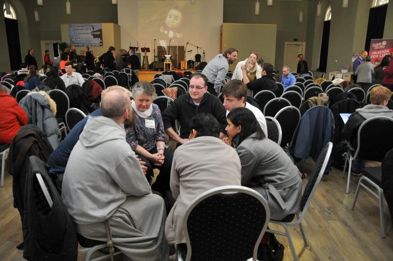 RELaY Leadership Conference 2012 Dublin